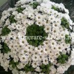 Ce aranjamente florale se folosesc la înmormântare?