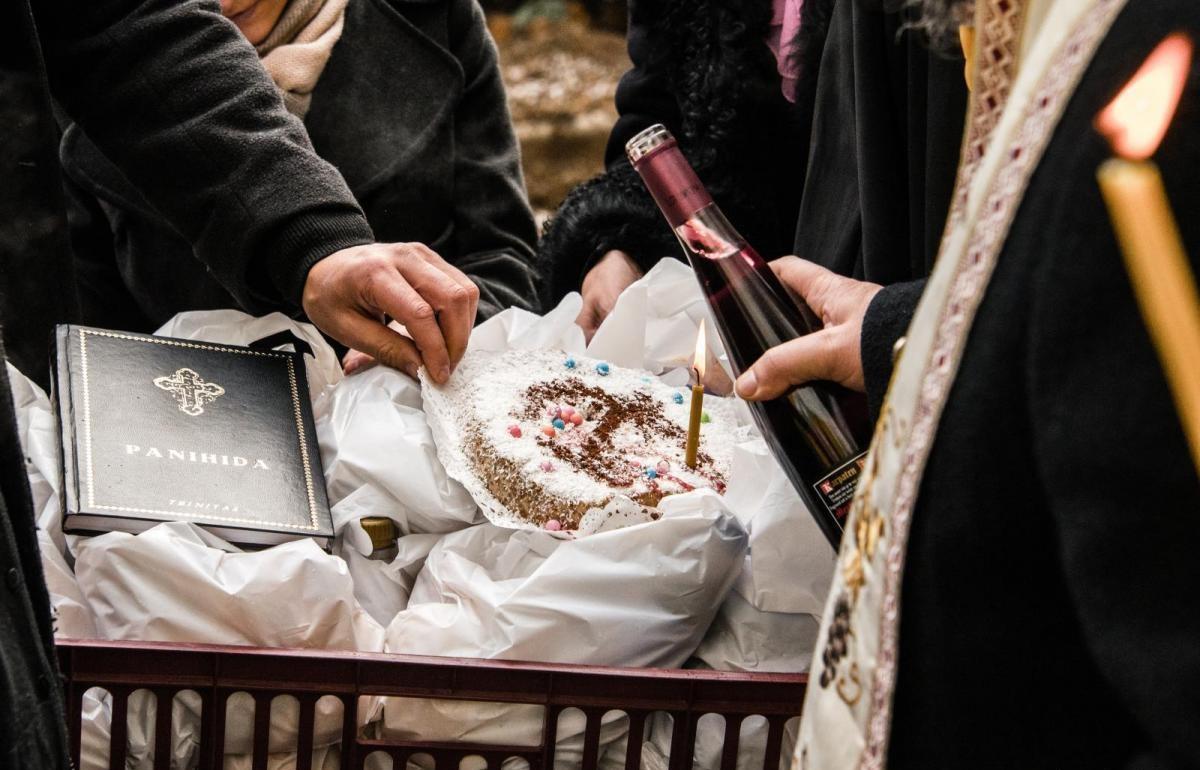 Totul despre pomana de 40 de zile în religia Ortodoxă