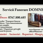 Servicii funerare Domnești