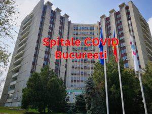 Spitale Covid bucuresti
